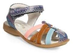 See Kai Run Toddler's& Girl's Camila Multi Sandals