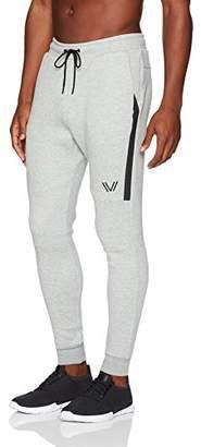 Peak Velocity Men's Metro Fleece Athletic-Fit Jogger Sweatpant