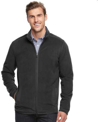 Croft & Barrow Big & Tall Classic-Fit Arctic Fleece Jacket