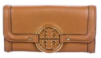 Tory Burch Amanda Leather Wallet