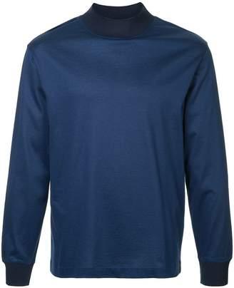 Cerruti contrast trim sweatshirt