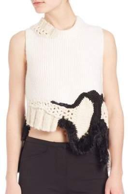 Trapeze Crochet Top