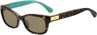Kate Spade new york Women's Marilee/p/s Rectangular Sunglasses