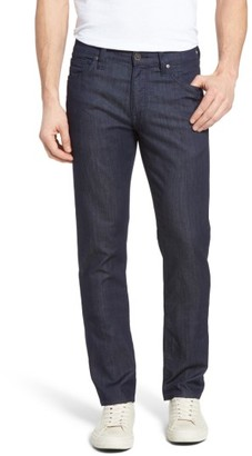 Men's 34 Heritage Courage Straight Leg Jeans $190 thestylecure.com