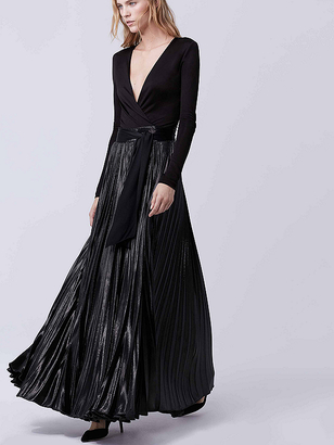 Heavyn Wrap Gown $998 thestylecure.com