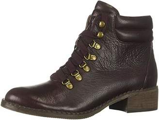 Gentle Souls by Kenneth Cole Women's Brooklyn Alpine Lace-up Bootie Boot