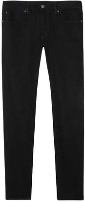Banana Republic Slim Black Japanese Traveler Jean