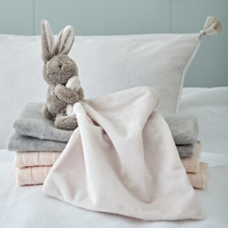 The White Company Bonnie Bunny Comforter, Pink, One Size