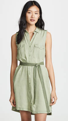 Bella Dahl Patch Pocket Dress