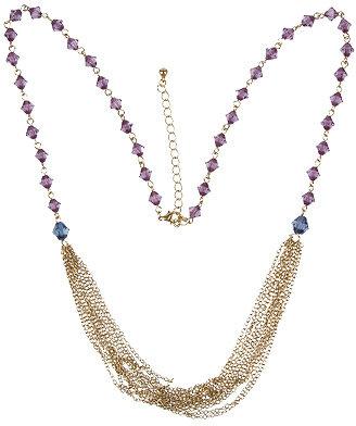 Chandelier Bead Necklace