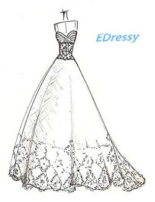 Express EDressy Link for Shippping Cost, Additional Fabric Cost and so on Small
