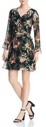 Sam Edelman Floral Cutout Dress