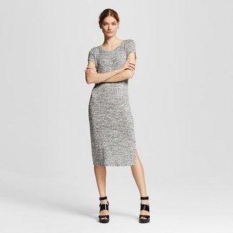 Women's Short Sleeve Knit Dress - Mossimo $24.99 thestylecure.com
