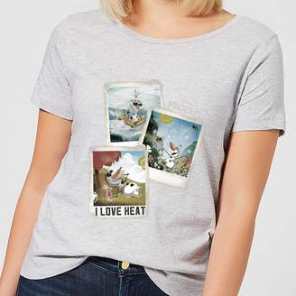 Polaroid Frozen Olaf Women's T-Shirt