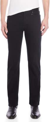 Armani Jeans Black J21 Regular Fit Jeans