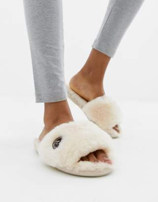 Bedroom Athletics Gemma sheepskin slider slipper