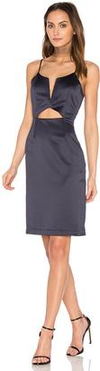 J.O.A. Cutout Mini Dress $90 thestylecure.com