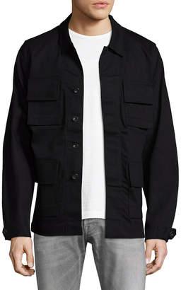 BLK DNM BLK Denim 76 Spread Collar Jacket