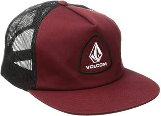 Volcom Men's Straight Forward Cheese Hat