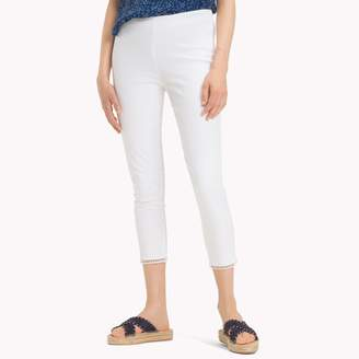 Tommy Hilfiger Slim Fit Cropped Pant
