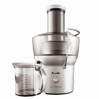 "Breville Juice Fountain Compact"" Juice Extractor by"