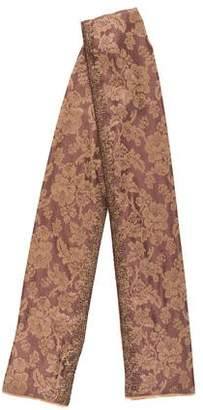 Bajra Wool Embellished Scarf