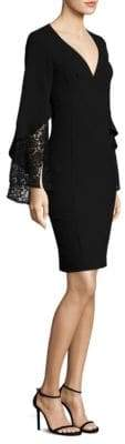Nanette Lepore Betty Sheath Bell Dress