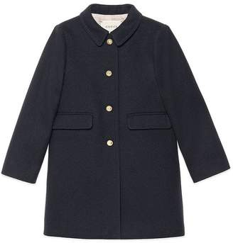 Gucci Kids single breasted coat