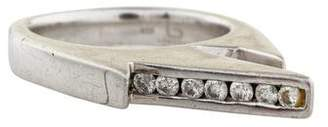 Lynn Ban Stackable Jagged Knuckle Ring C