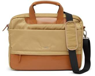 Lodis Kate Leather Trimmed Nylon RFID Alexus Briefcase