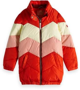 Scotch & Soda Colour Block Jacket