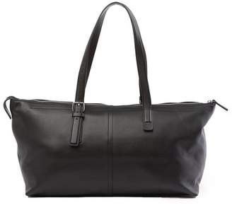 Theory Essentials Leather Tote