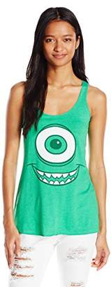 Disney Women's Monsters Inc. Mike Graphic Tank