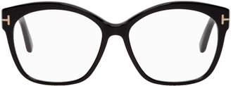 Tom Ford (トム フォード) - Tom Ford ブラック オーバーサイズ グラス