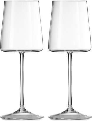 Vera Wang Wedgwood Metropolitan Wine Glass Pair