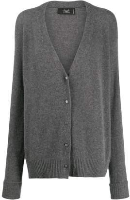 Maison Flaneur long cashmere cardigan