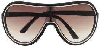 Marc Jacobs Eyewear oversized aviator frame sunglasses