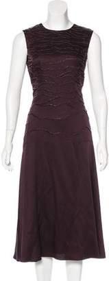 Jason Wu Embellished Midi Dress