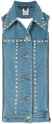 Veronica Beard Slate Dickey waistcoat