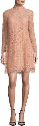 Erin Fetherston ERIN by Women's Sloane Long-Sleeve Lace Dress