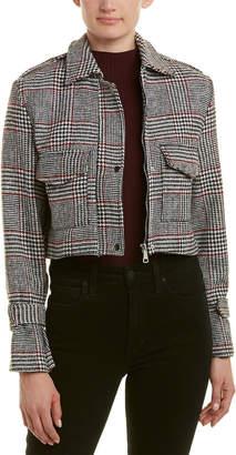 Few Moda Houndstooth Jacket