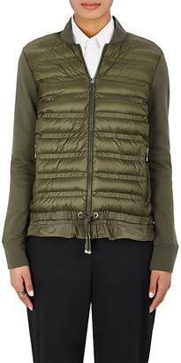 moncler green sweater