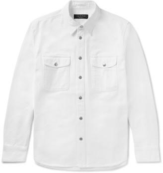 Jack Cotton-Twill Shirt