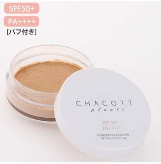 Chacott Cosmetics パウダーファンデーション【ベージュ】(C)FDB
