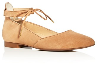 Paul Green Leanna Ankle Tie Flats $299 thestylecure.com