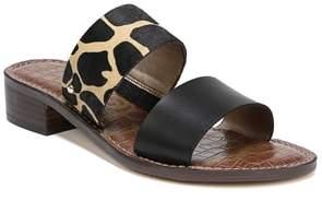 Sam Edelman Jeni Genuine Calf Hair Sandal