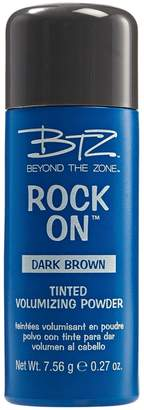 Beyond the Zone Dark Brown Tinted Volumizing Powder