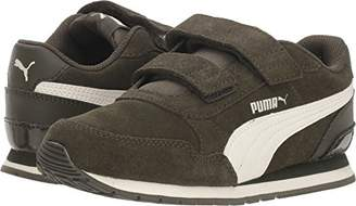 Puma Unisex ST Runner SD Velcro Kids Sneaker