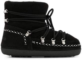 DSQUARED2 D-ring snow boots