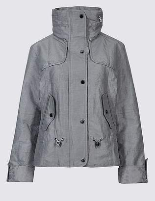 """Marks and Spencer Anorak Jacket with Stormwearâ""""¢"""